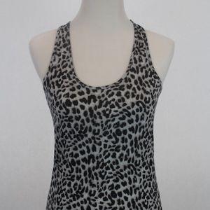 Victoria's Secret Pink Leopard Sleepwear Tank  M